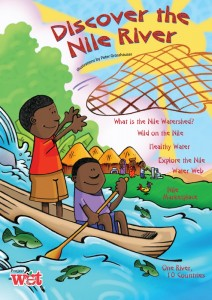 Project WET Discover the Nile River Kids Booklet